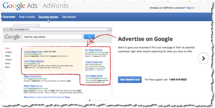 AdWords Login