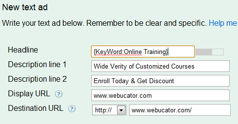 AdWords Advanced Course