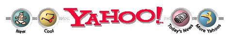 Yahoo! banner 1996