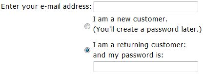Programmatically Linked Radio Buttons and Checkboxes