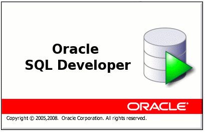 Image of SQL Developer Icon