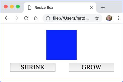 ResizeBox Solution