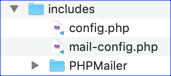 Finder includes/mail-config.php