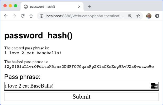 Tutorial: Authentication with PHP and SQL | PHP Tutorial | Webucator