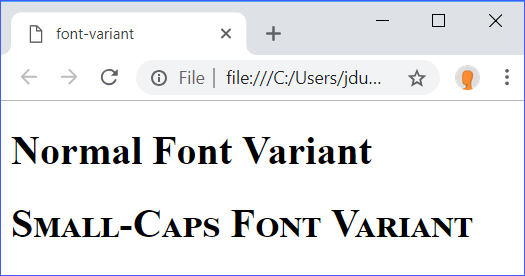 Tutorial: CSS Fonts | Introduction to CSS Tutorial | Webucator