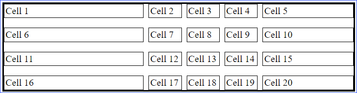 gap Example 2