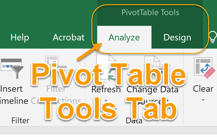 Tutorial: The Ribbon | Introduction to Microsoft Excel