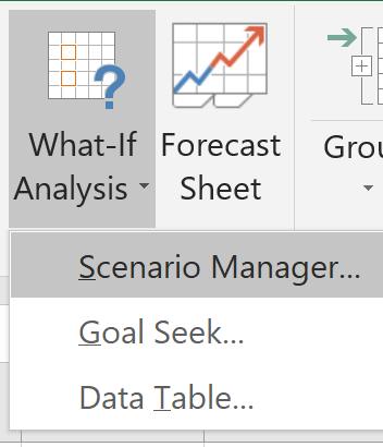 Scenario Manager