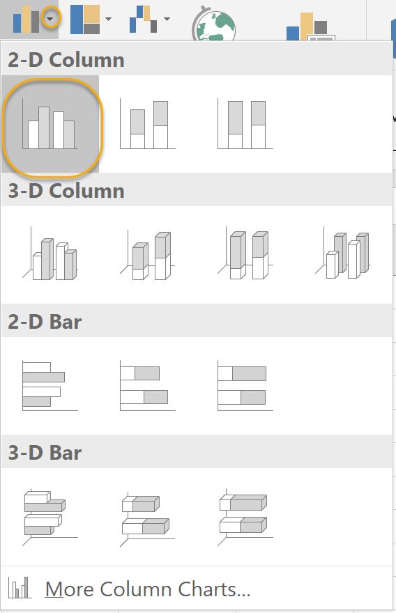 2D Column