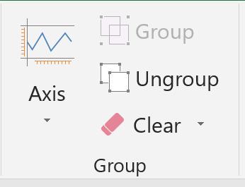Change Axis