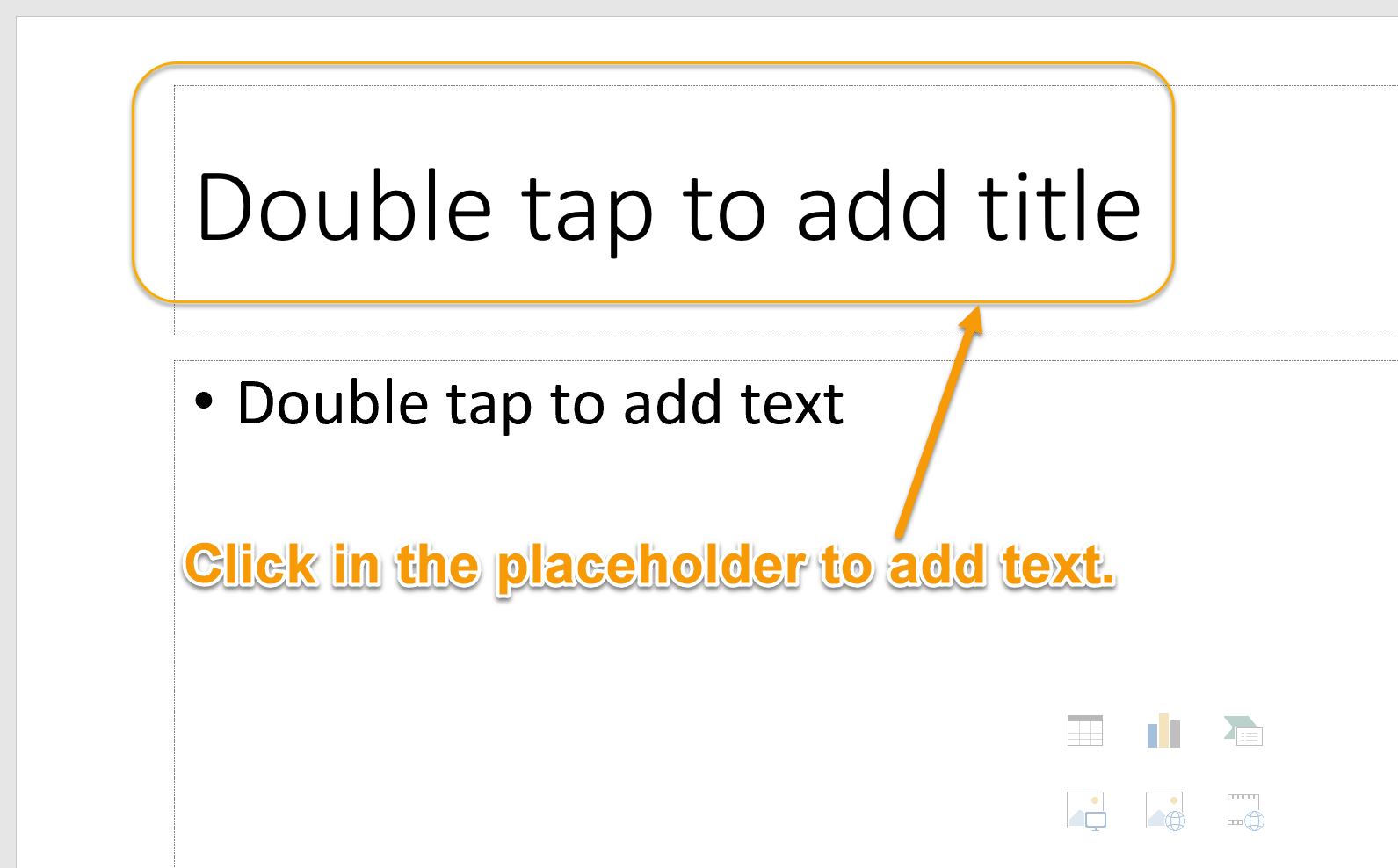 Text Placeholder