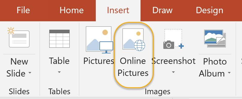 Online Pictures