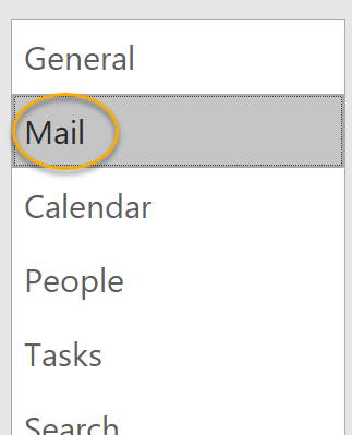 Mail Command