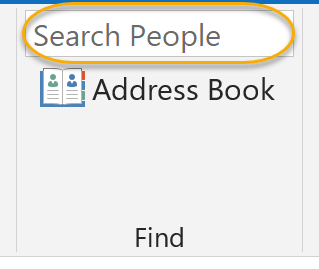 Search Contact