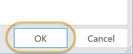 Close Dialog Box